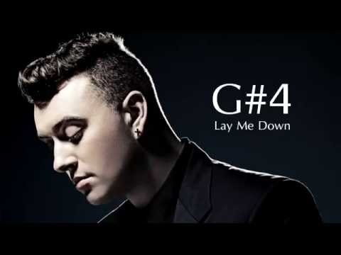 [Album] Sam Smith: 'In The Lonely Hour' Vocal Range (C3 - G5)