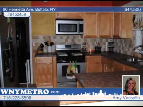 90 Henrietta Ave  Buffalo, NY Homes for Sale | wnymetro.com