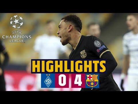 💥 DEST GOAL, BRAITHWAITE BRACE, MINGUEZA DEBUT... | Dynamo 0-4 Barça (Highlights)💥