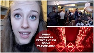 First Vlog of Decemberrrr!!!Here's a little day vlog of when I went to the #BUNACSummerInTheStates event, and I also tell you about my travel plans for next year.Current Everyday Makeup Products: https://youtu.be/5FbZZyW_9KwBlog: http://georgieminterbrown.blogspot.co.ukLauren: http://laurenevie.co.ukWHAT I'M WEARING:New Look roll neck (similar) http://bit.ly/2i07f9AZara leather trousers (similar) http://bit.ly/2eny362BUNAC: https://www.bunac.org/ukDirty Bones: http://dirty-bones.comFIND ME ELSEWHERE:Blog: http://georgie-awaywiththefairies.blogspot.co.uk/Facebook: https://www.facebook.com/pages/Away-With-The-Fairies/319156461563847Twitter: @georgie_mbTumblr: http://red-burning-red.tumblr.com/Pinterest: http://www.pinterest.com/georgiemb/Instagram: @georgie_mbSnapchat: georgie-mbEmail: georgiemb@waitrose.comDisclaimer: I have not been paid at all to make this video. All the products mentioned have either been bought with my own cash or have been kindly gifted to me by companies or friends. Any gifted items featured are marked with a *. All opinions are my own.