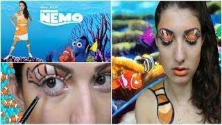 TALIA JOY Inspired DIY Finding Nemo Halloween Costume! - YouTube