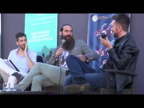 Moscardelli parla del suo futuro al Passioni Festival