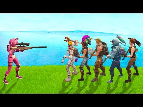 Reddit wtf - How many KILLS One Sniper Rifle SHOT Can Do  Fortnite WTF, Troll & Funny Moments #26