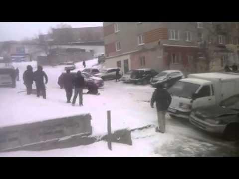 СНЕЖОК Владивосток 26.02.2015