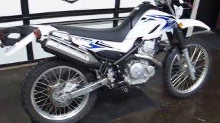 9. Yamaha XT 250, dual sport enduro bike, very clean, for sale in Texas