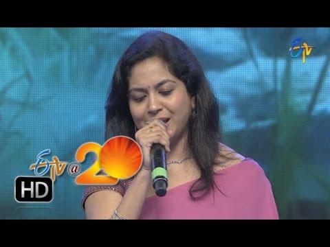 Mano-Sunitha-Performance-Muddabanthi-Navvulo-Song-in-Tirupathi-ETV-20-Celebrations