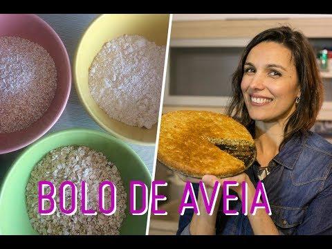 Nutricionista - BOLO DE AVEIA E BANANA: receita e dicas sobre aveia