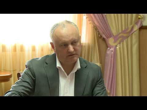 Президент провёл встречу с двумя иерархами Молдавской митрополии