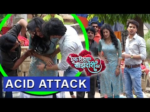 Sanchi Becomes Victim Of ACID ATTACK | Aryan ANGRY