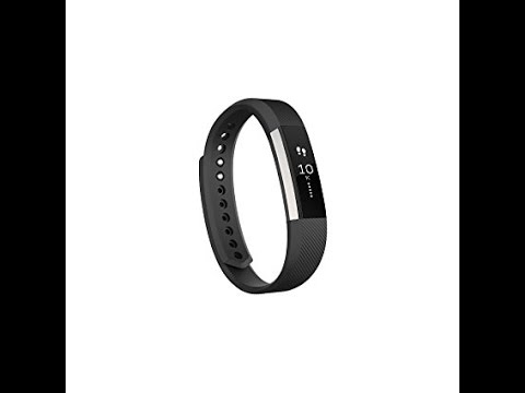 Fitbit Alta Fitness Tracker, Silver/Black || Fitbit Alta Review || Amazon