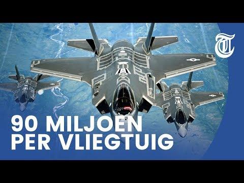 Uniek kijkje bij onze nieuwe straaljagers - F-35 FIGHTER #01 (видео)