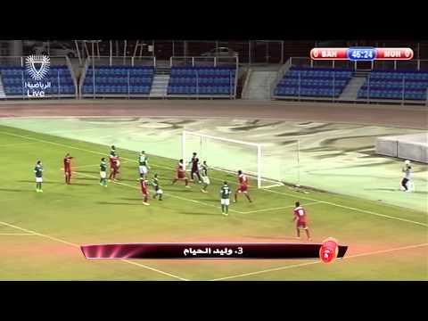 المحرق 3-1 البحرين .. دوري فيفا البحرين 2014/2015