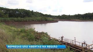 Reservatórios de água serão rebaixados para prevenir enchentes no verão