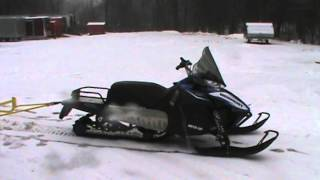 8. 2016 arctic cat bearcat 3000 with tjd trail drag