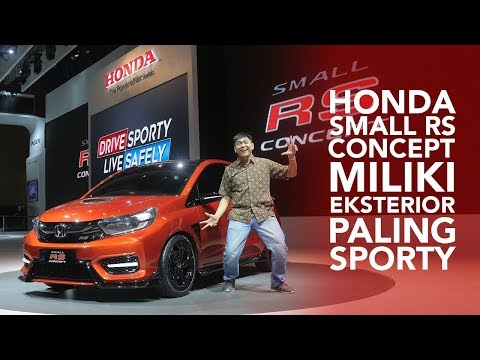 First Impression Honda Small RS Concept