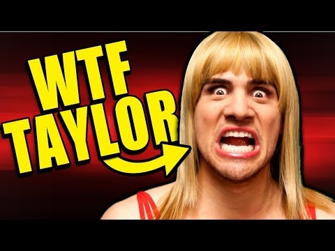 taylor - Bloopers, BTS, and More: http://youtu.be/Yl-MggMwC6E GET THE SONG HERE: http://smo.sh/BreakupMedley SMOSH BABIES (ft. EMT Harley+Jenna Marbles)! http://youtu...