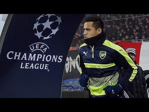 Champions League: Μήτρογλου-Σάμααρης vs Παπασταθόπουλος