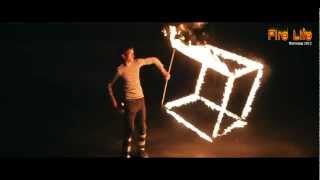 """Промо ролик Театру вогню """"Fire Life"""" (коротка версія 2012)"""