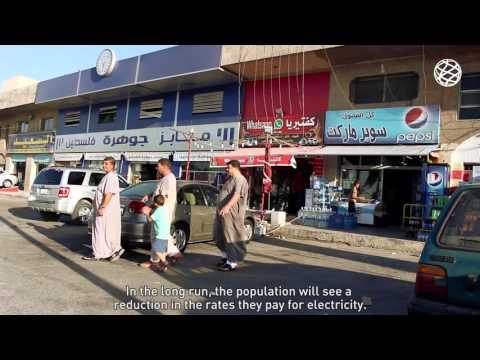 Historia de Cooperación: Electricidad y energías renovables en Jordania