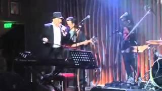 LOGIKA ciptaan Odie Agam at Hard Rock Jakarta - Agus Muharram Cover