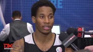Will Clyburn Draft Combine Interview