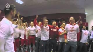 Kto nie skacze ten za Tuskiem – Reprezentacja Polski