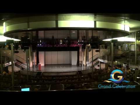 Legends Grand Theater Grand Celebration Cruise