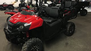 1. 2020 HONDA PIONEER 700-4 DELUXE REVIEW AND OVERVIEW!!!