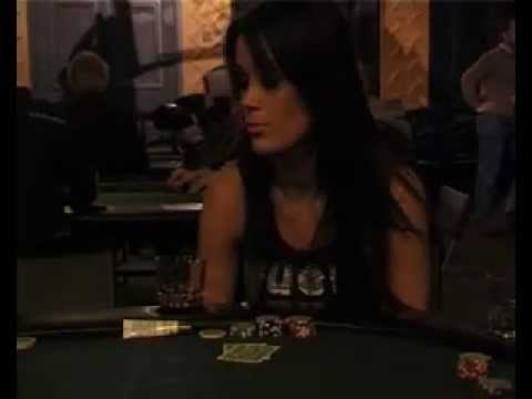 Unibetin hyväntekeväisyys turnaus 2008 Martina Aitolehti tekijä: PokerVil