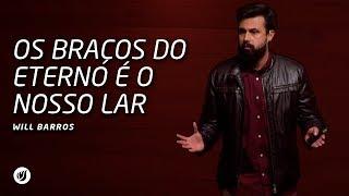 Neste vídeo Will Barros explica que os braços do Eterno é o nosso lar.Este vídeo foi gravado no dia 10/05/2017, na Betesda do Jardim Marajoara.