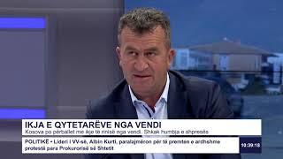 STUDIO E HAPUR - IKJA E QYTETARËVE NGA VENDI 22.04.2019