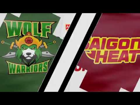 Wolf Warriors v Saigon Heat | Highlights | 2018-2019 ASEAN Basketball League