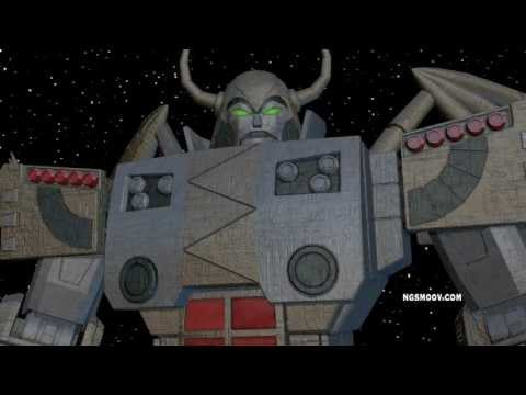 unicron - The latest L0ST Energon-os.
