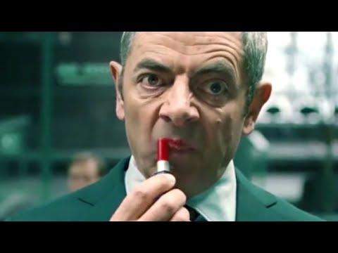 Nice Lipstick   Funny Clip   Johnny English Reborn   Mr Bean Official