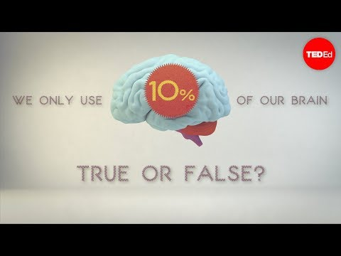 What percentage of your brain do you use? – Richard E. Cytowic