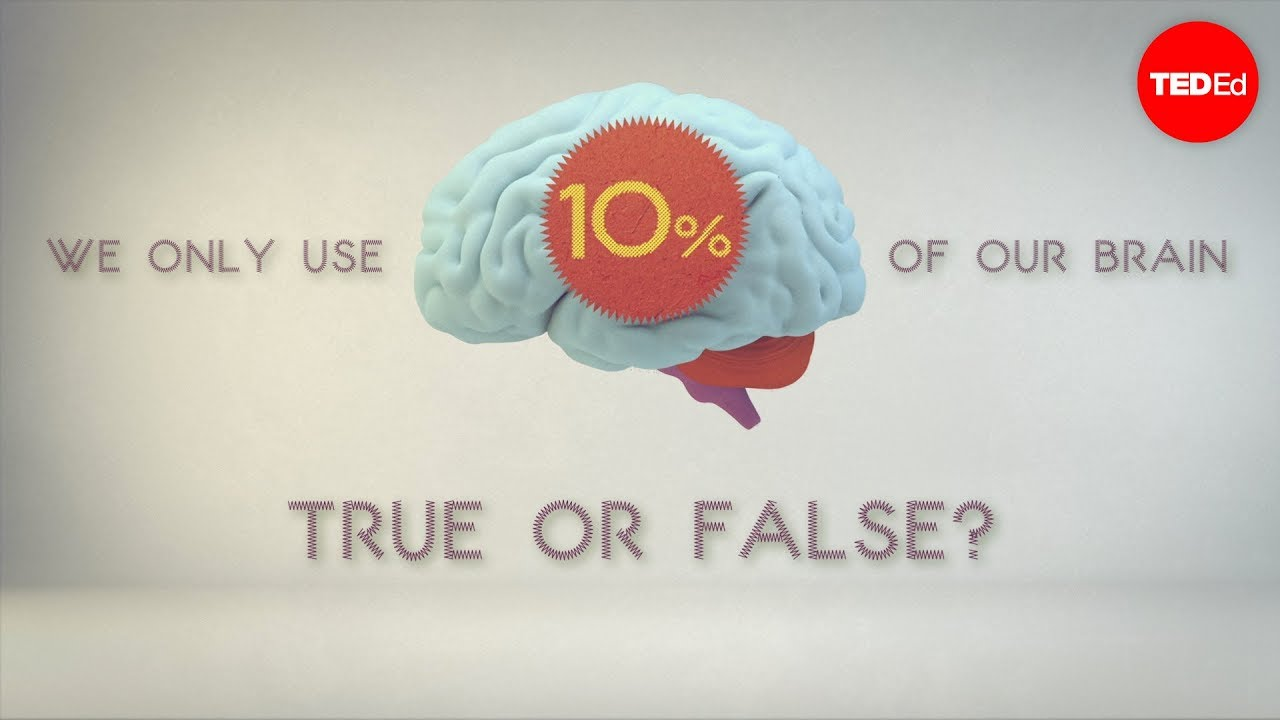 Video: How much of your brain do you use?
