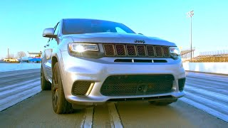 Ignition FULL EPISODE   2018 Jeep Grand Cherokee Trackhawk: A 707-Horsepower Jeep???—Episode 191 by Motor Trend