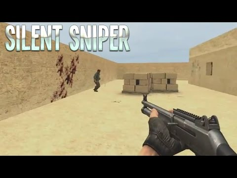 sniper - Silent sniper is the best gun. Check out Garry's Mod on Steam - http://store.steampowered.com/app/4000/ Pause - http://www.youtube.com/user/PauseUnpause Guude - https://www.youtube.com/user/Guude...