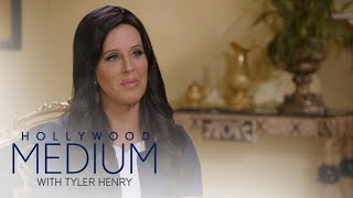 "After years of mystery surrounding her birth mother and adoption, Tyler Henry finally reveals the family secret. See the intense moment on ""Hollywood Medium"".SUBSCRIBE: http://bit.ly/EentsubConnect with the Hollywood Medium:Visit the Hollywood Medium WEBSITE: http://www.eonline.com/shows/hollywood_mediumWatch the Hollywood Medium Full Episode: http://www.eonline.com/now/hollywood-medium-with-tyler-henry  Like Hollywood Medium on FACEBOOK: https://www.facebook.com/hollywoodmediumwithtylerhenry/Follow Hollywood Medium on TWITTER: https://twitter.com/hollywoodmediumAbout E! Entertainment:E! is on the Pulse of Pop Culture, bringing fans the very best original content including reality series, scripted programming, exclusive specials, breaking entertainment news, streaming events and more. Passionate viewers can't get enough of our Pop Culture hits including """"Keeping Up with the Kardashians,"" ""Fashion Police,"" ""The Royals,"" """"Total Divas"" and ""Botched."" And with new original programming on the way, fans have even more to love.Connect with E! Entertainment:Visit the E! WEBSITE: http://eonli.ne/1iX6d8n Like E! on FACEBOOK: http://eonli.ne/facebookCheck out E! on INSTAGRAM: http://eonli.ne/IGFollow E! on TWITTER: http://eonli.ne/twitterFollow E! on Spotify: http://eonli.ne/spotifyPatti Stanger Finally Learns About Her Biological Mother  Hollywood Medium with Tyler Henry  E!http://www.youtube.com/user/Eentertainment"