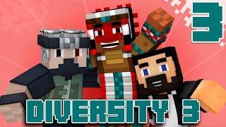 Team Canada Plays DIVERSITY 3 - EP03 (Custom Minecraft Map)