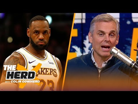 Colin Cowherd & Joy Taylor list the top 20 trending sports personalities of the decade   THE HERD