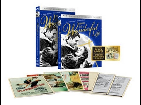 It's A Wonderful Life 70th Anniversary DVD - Jimmy Hawkins Interview