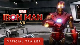 Marvel's Iron Man VR - Official Launch Trailer by GameTrailers