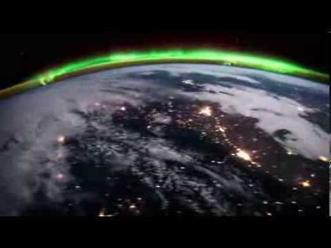 Northern Lights From Balloon (Project Aether Alaska)