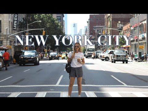 New York City Travel Vlog | 2016