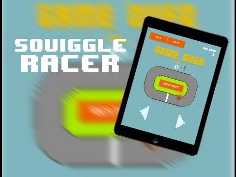 Video of Squiggle Racer : Moto Racing