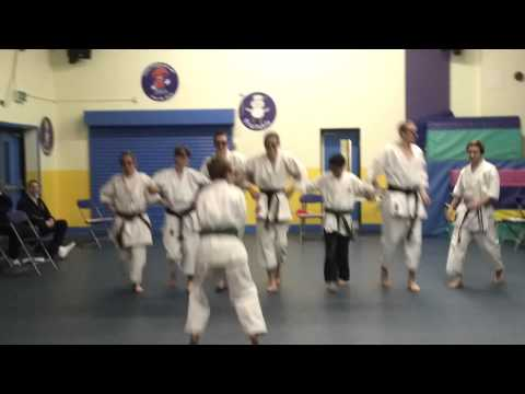 Karate Gangnam Style