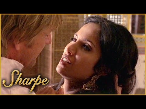 Sharpe Is Seduced By Indian Concubine | Sharpe