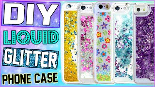 Download Lagu DIY Liquid Glitter iPhone Case! | Make Your Own Water Filled Phone Case! | Cheap & Easy To Make! Mp3