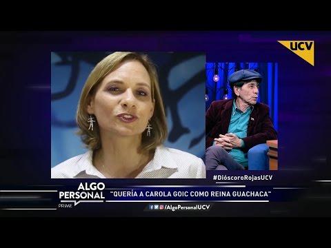"""video Dióscoro Rojas: """"Quería a Carolina Goic como Reina Guachaca"""""""